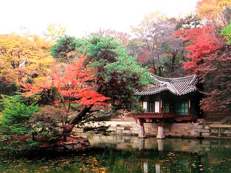 Jardines de Changdeokgung
