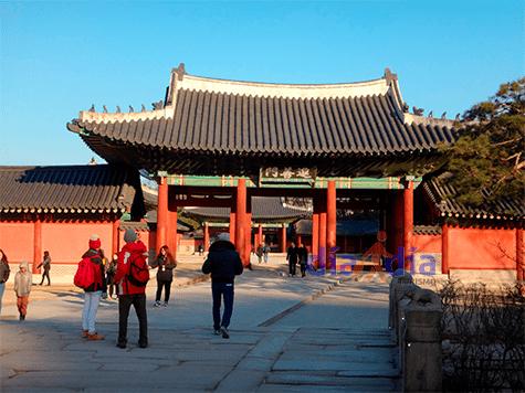 Palacio de Seul