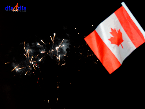 Festejos por el Canada Day, cada primero de Julio
