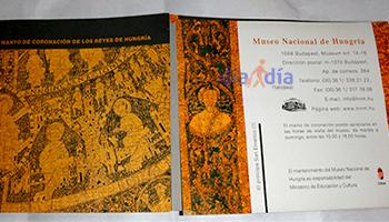 Guía en español para la visita al museo nacional de Hungría