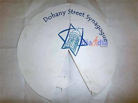 Kipá de la sinagoga