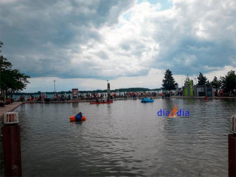 Vista del Lago Ontario