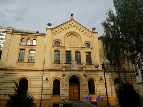 Sinagoga de Varsovia